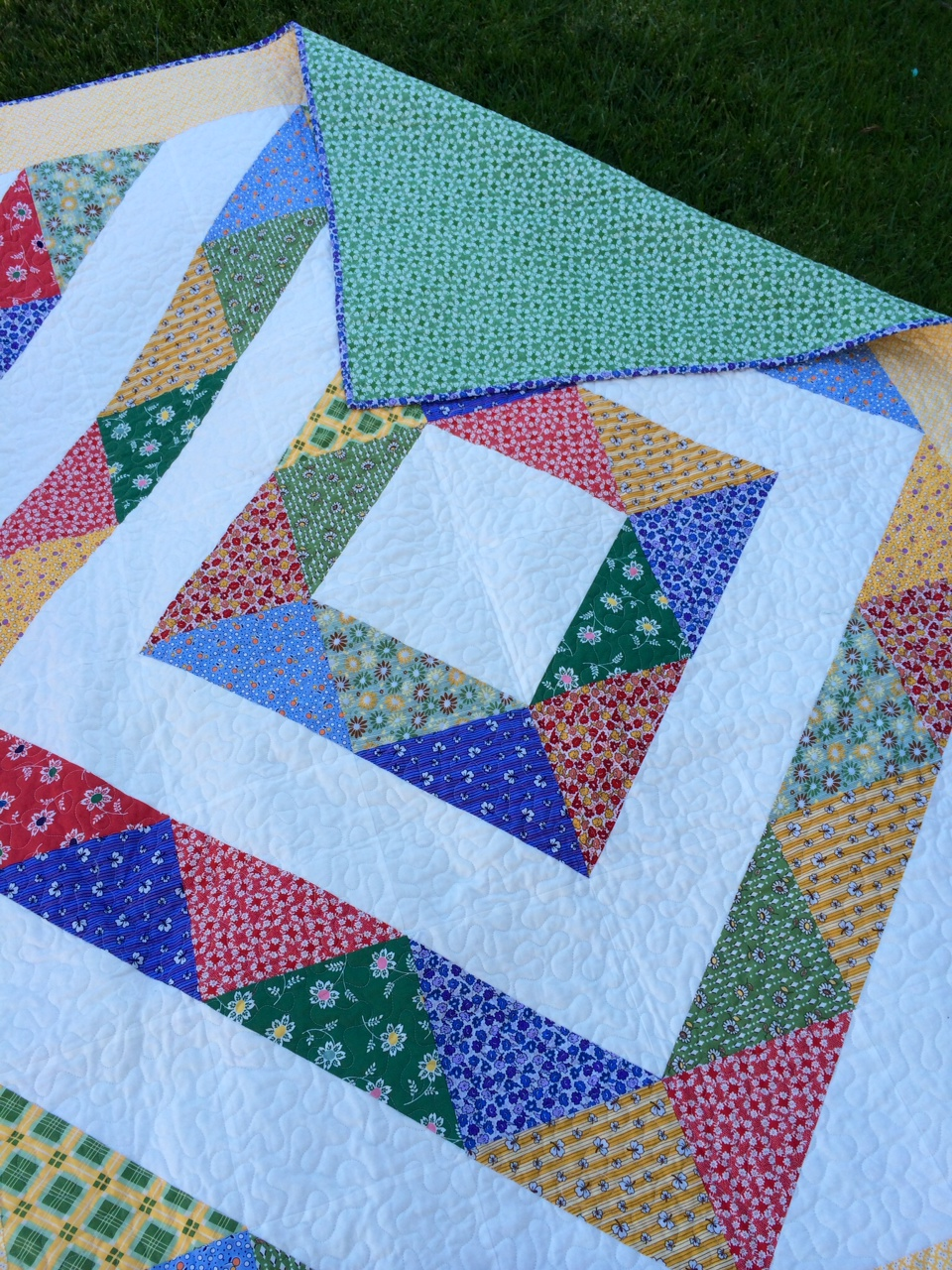 Diamond: A Quilt Pattern The Sara Project