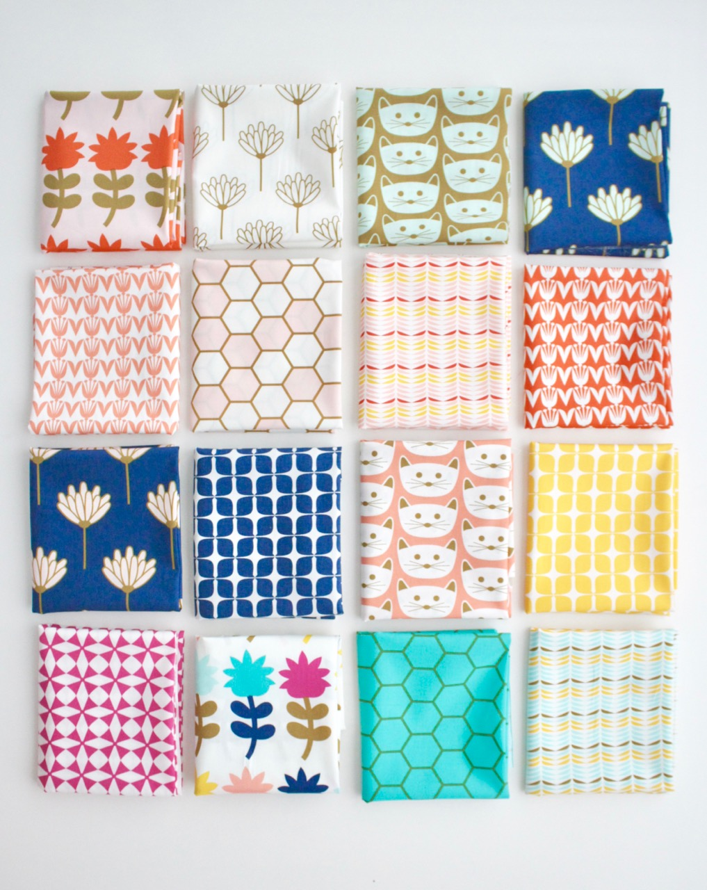 BLUSH fabrics - 2